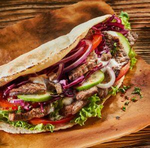 kebab streetfood